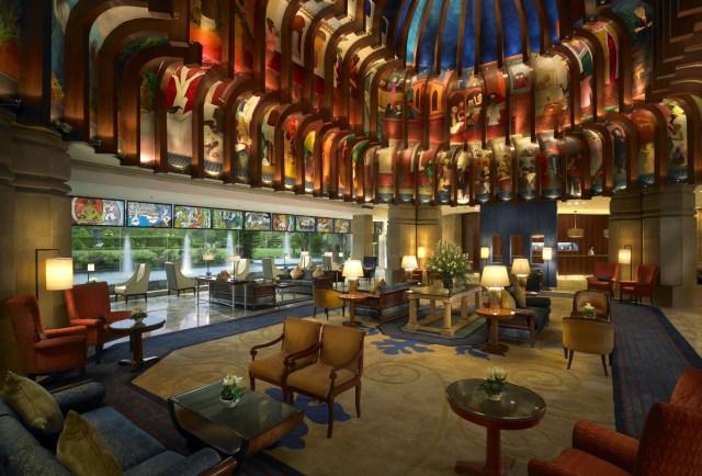 Beautiful Art in Indian Hotels