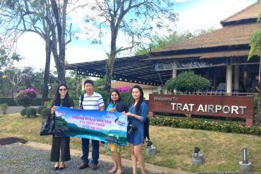 TRAT IS IN THAILAND