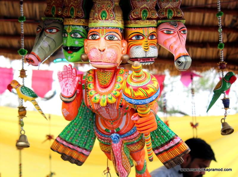 Toy making from Uttar Pradesh