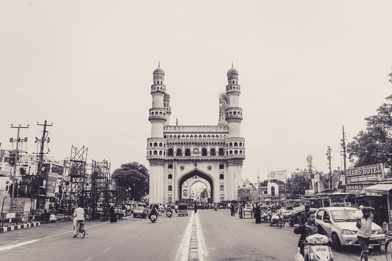 Charminar, Hyderabad, Itinerary, Travel blogger