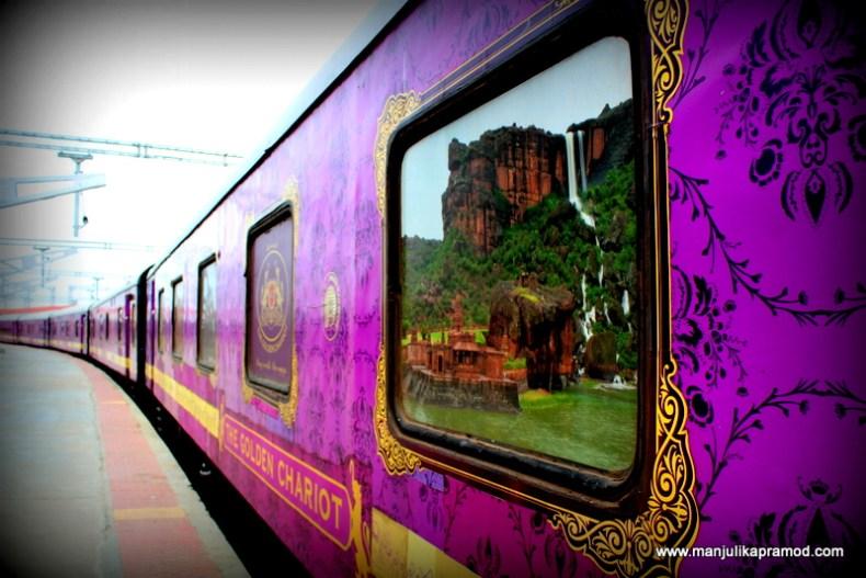The Luxury train journey of India