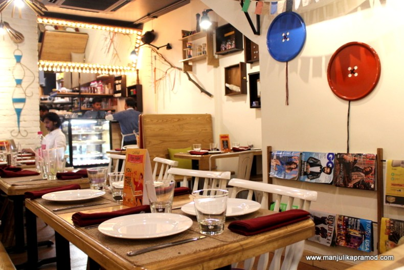 Cafe Yell -Restaurant Review