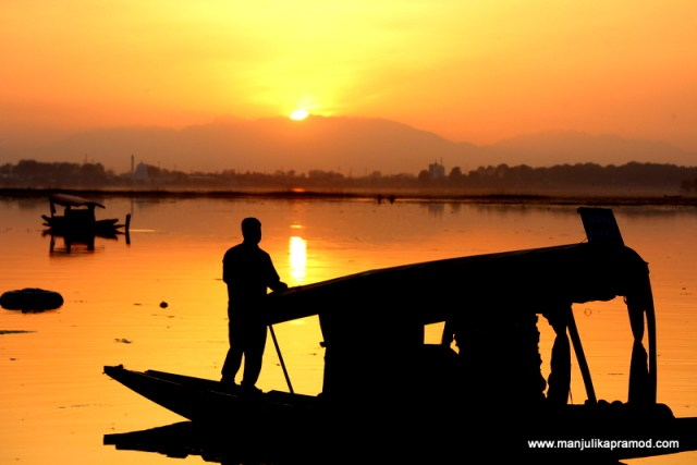 Dal lake, Kashmir, Srinagar