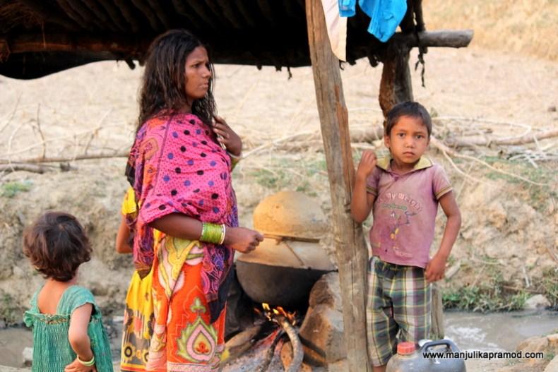 Baiga tribe, Madhaya Pradesh