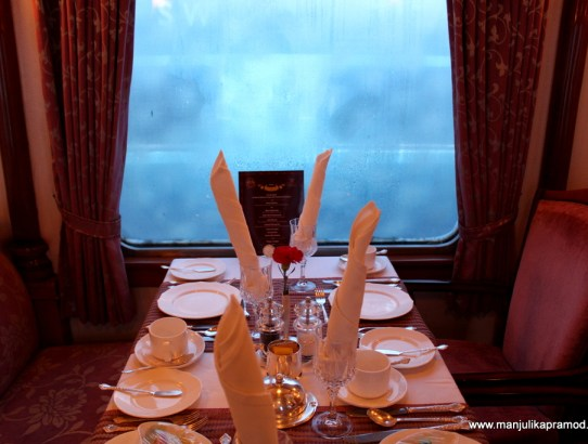 Go For A Luxury Train Trip... Says A Golden Chariot Traveler!