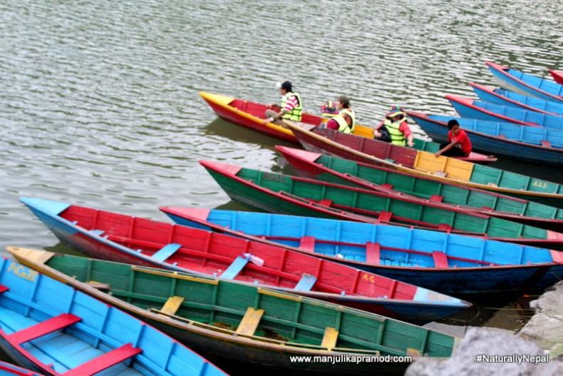 Pokhara- Fewa lake