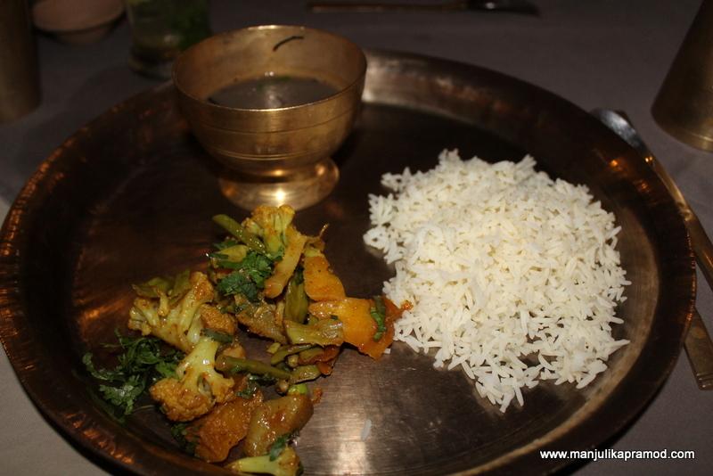 Kathmandu, Rice, Lentil