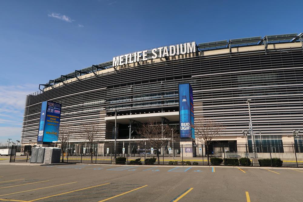 MetLife Stadium, NEW YORK