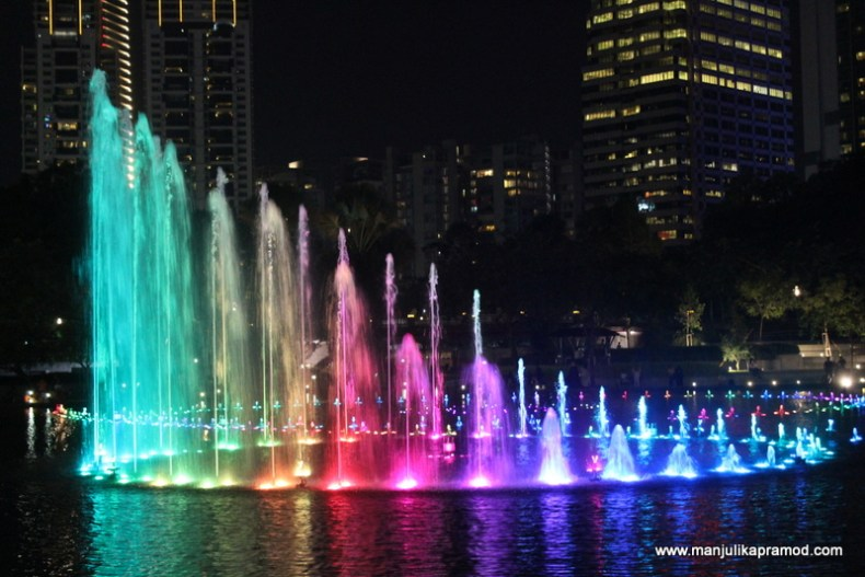 Night tour, Kuala Lumpur
