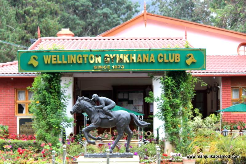 Gymkhana Club in TamilNadu