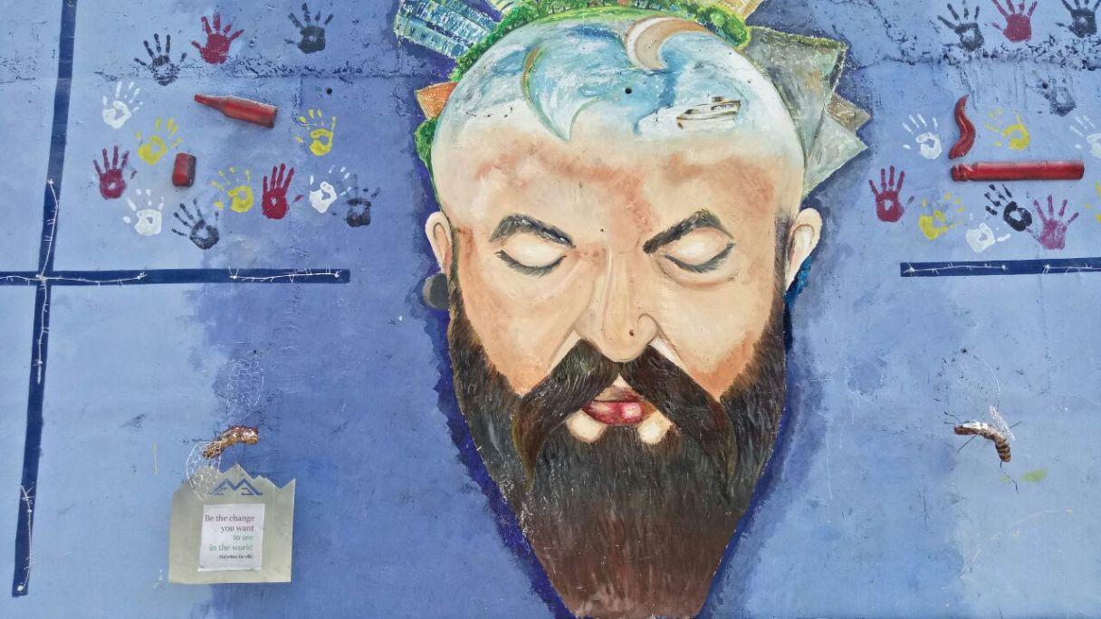 Street Art, Murals