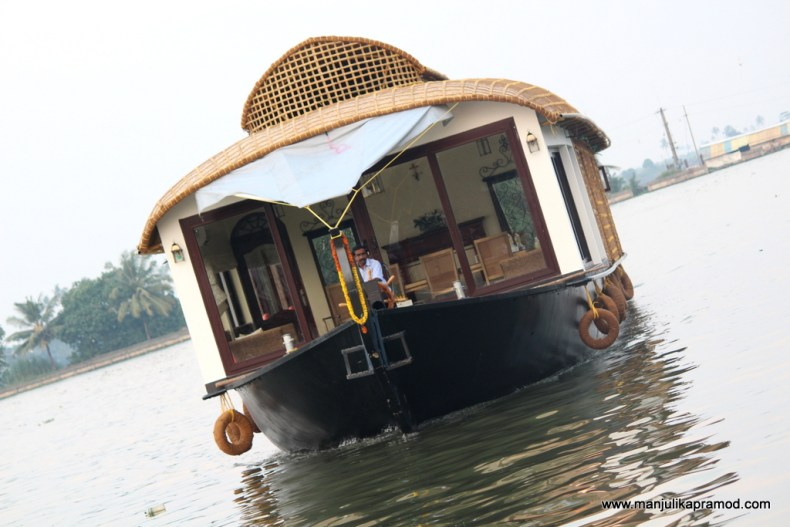 Cruising in Kerala