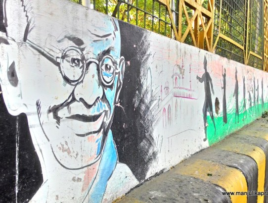 Kanpur City Surprised Me With Its Street Art