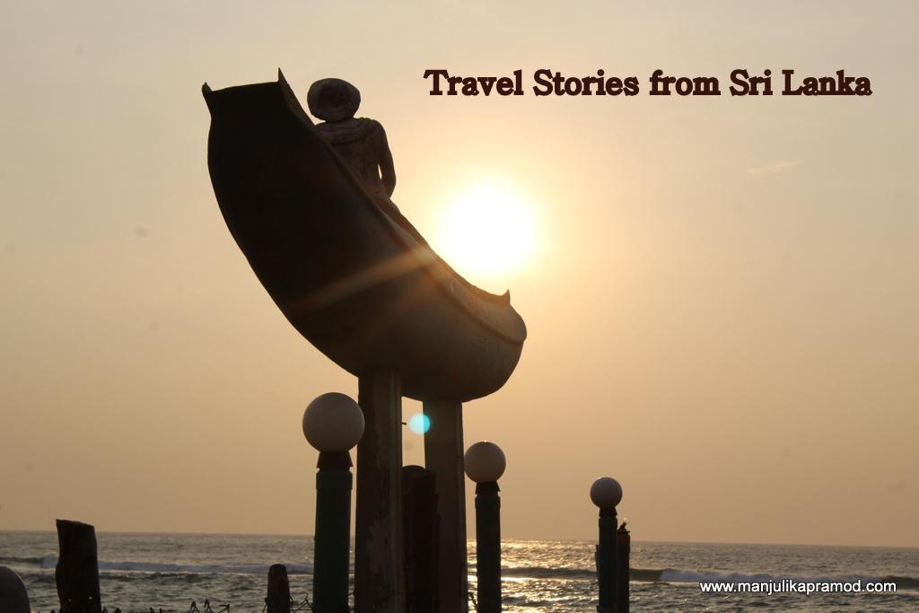 Travel stories, Colombo, Mount Lavinia