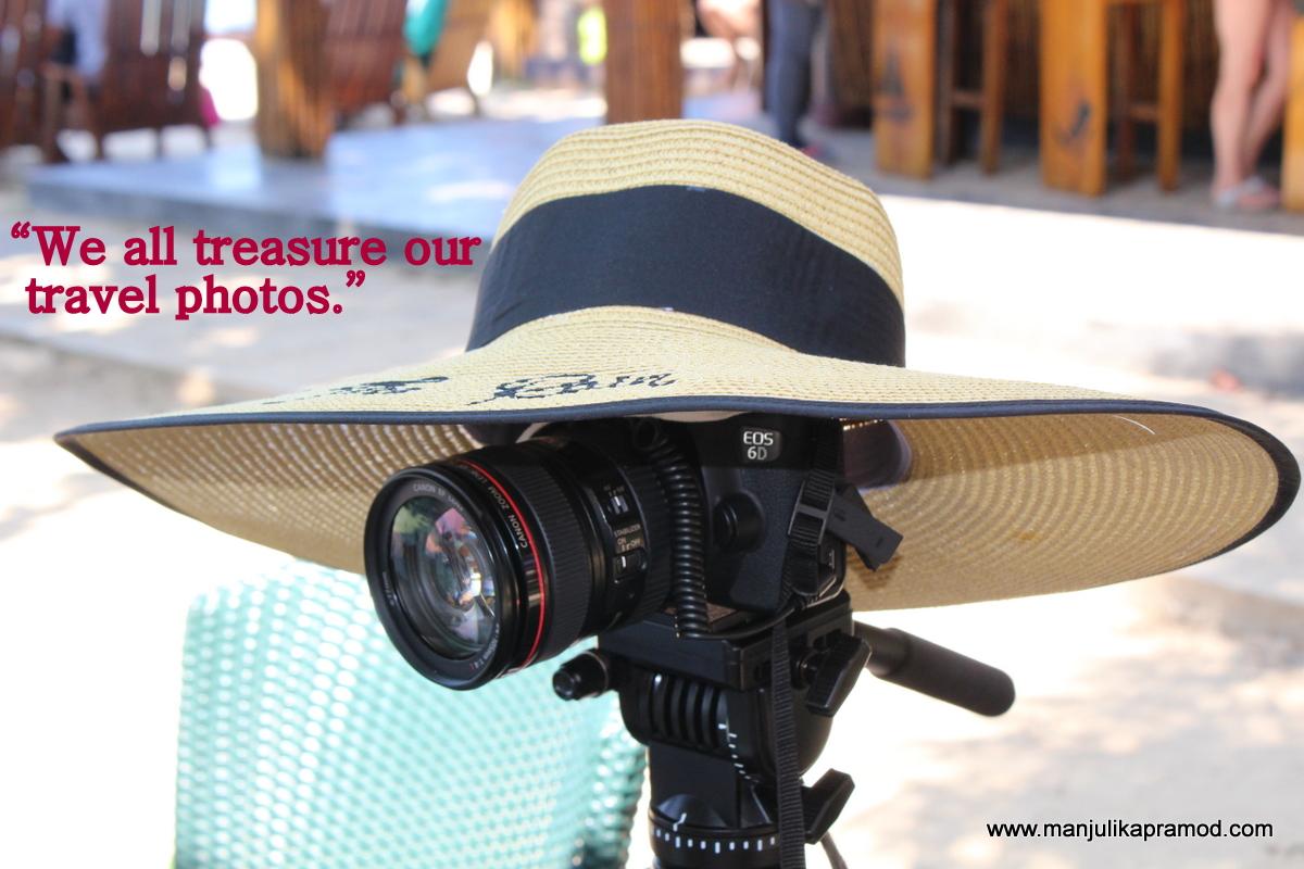 Treasure, travel, photos, Photographs loss