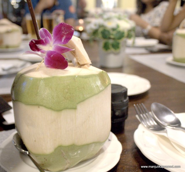 Coconut, Thailand