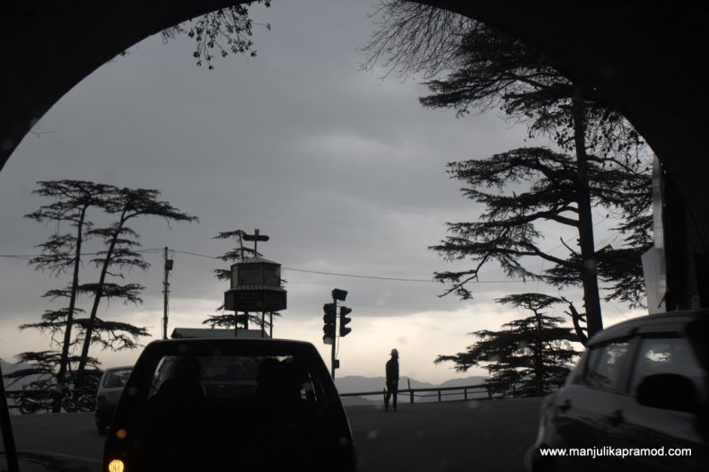Tunnel, Shimla