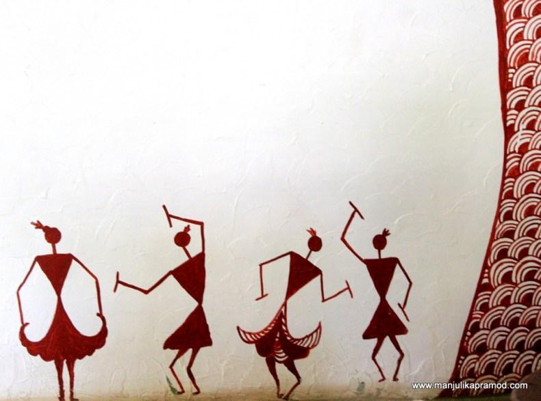 Warli Art, Nagpur