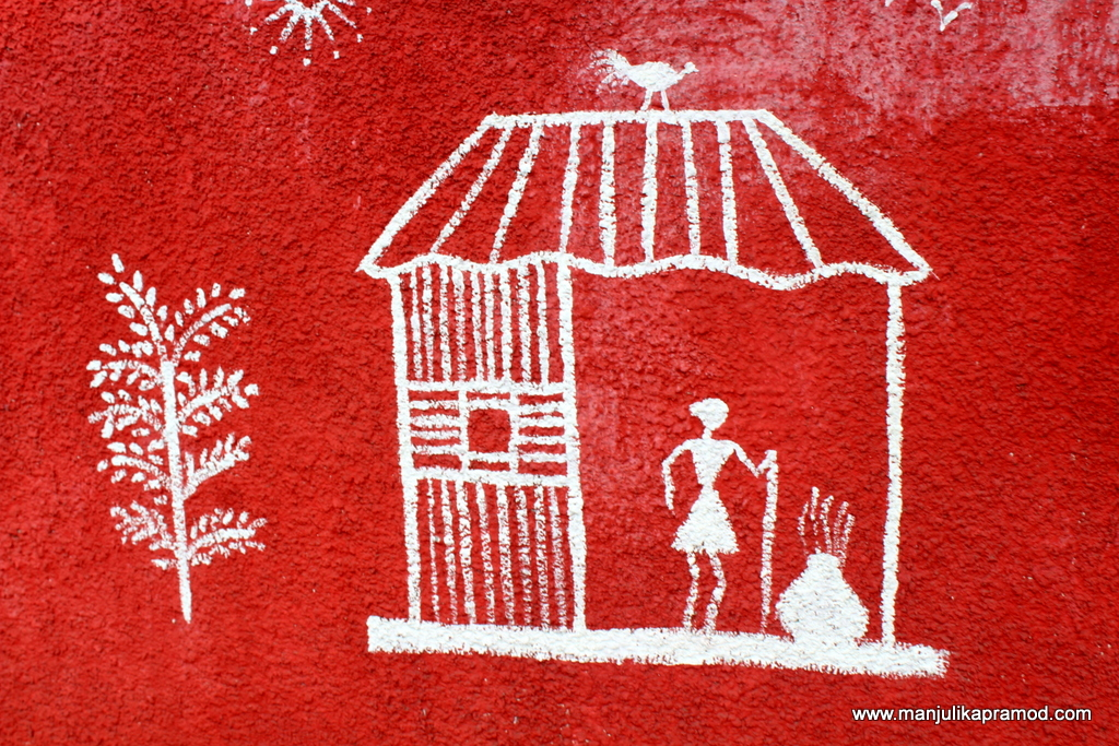 Warli paintings - Maharastra