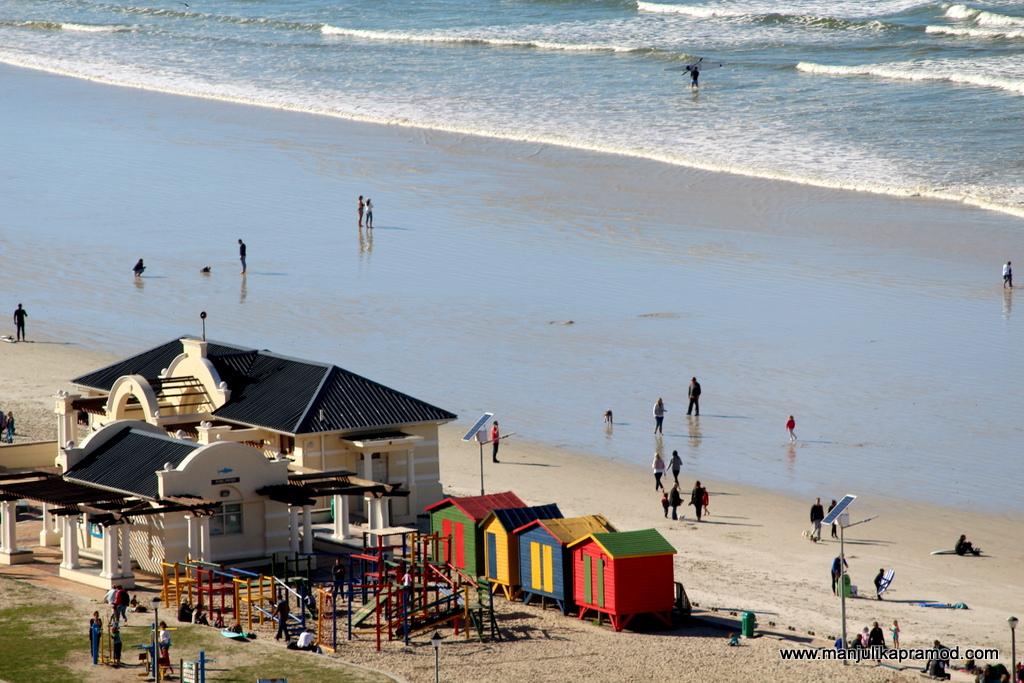 Capetown, Beach