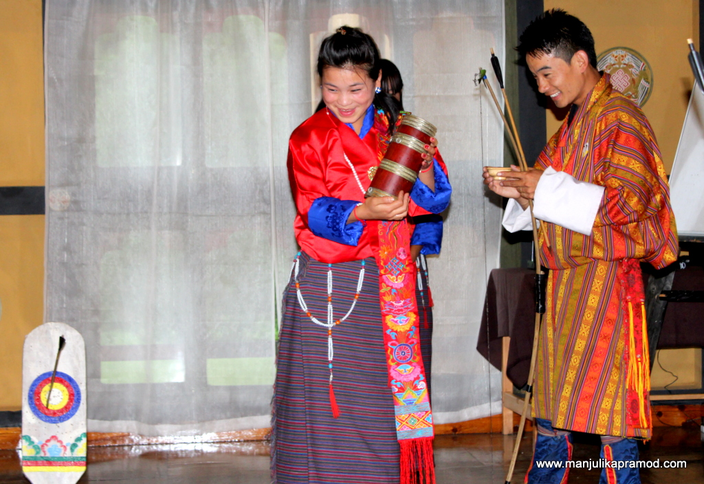 Archery, National sport, Bhutan