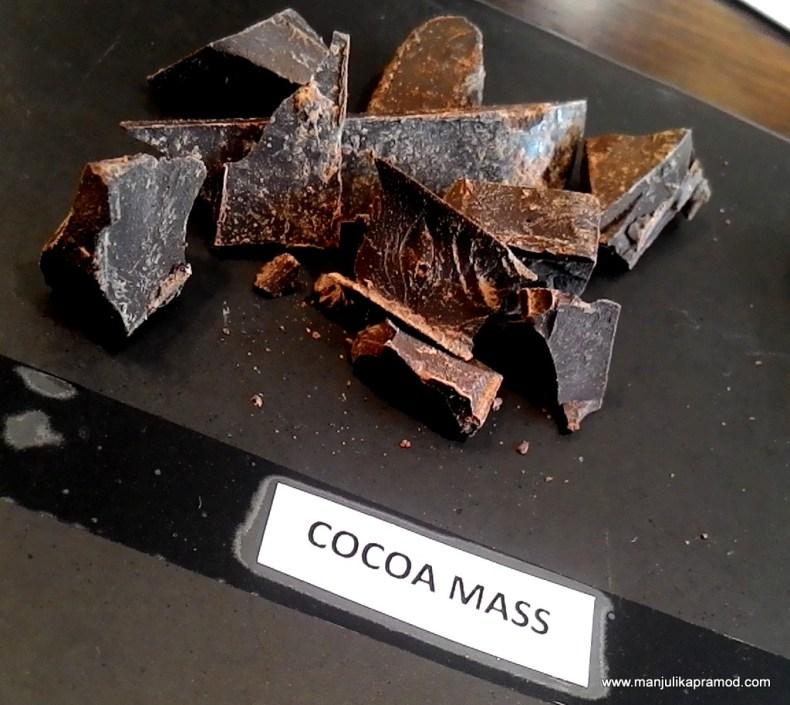 Art of chocolates, Chocolates tasting
