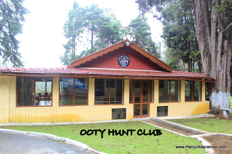 Holiday in OOTY