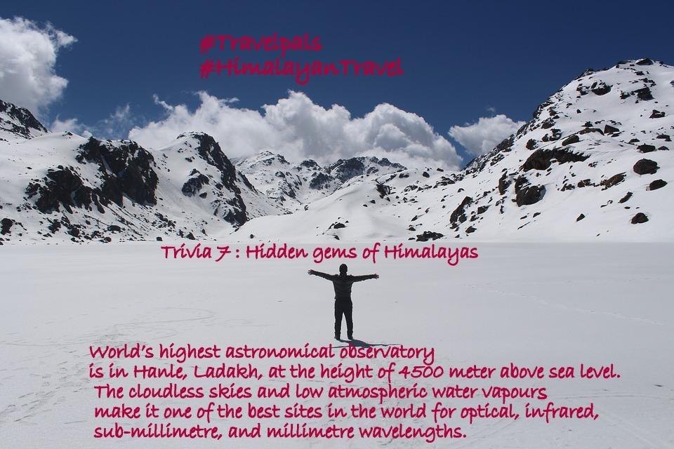 Himalayas, Hidden gems