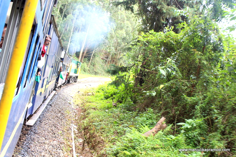 Nilgiri Mountain Railways