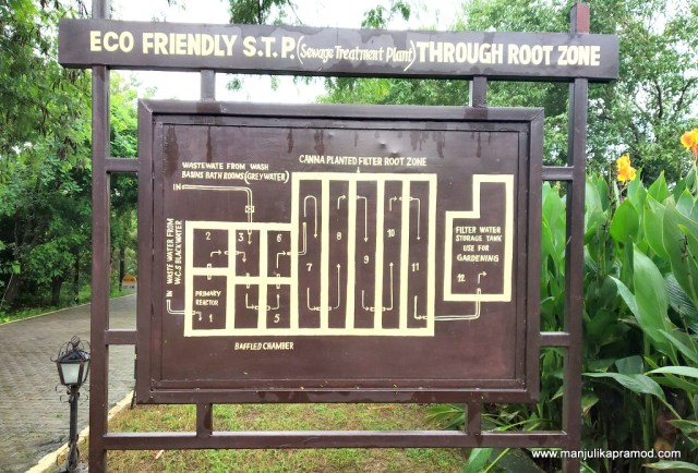 Responsible tourism, eco-friendly resort