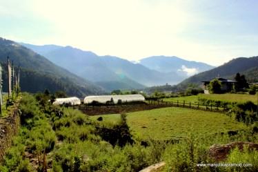 Bhutan, Haa Valley