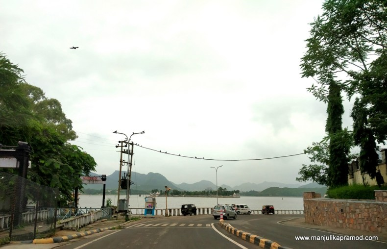 Lake city of India