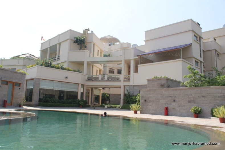 Luxury spa, wellness