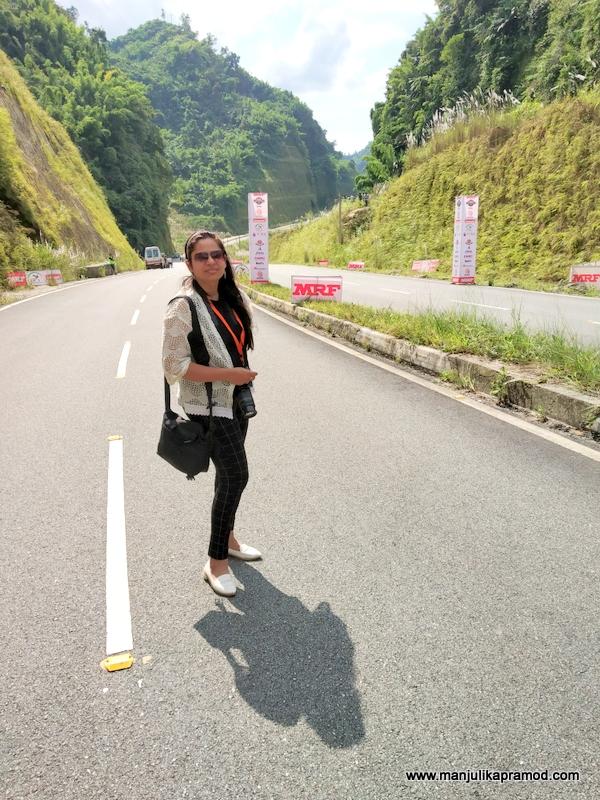 Chimpu to Hollongi Highway