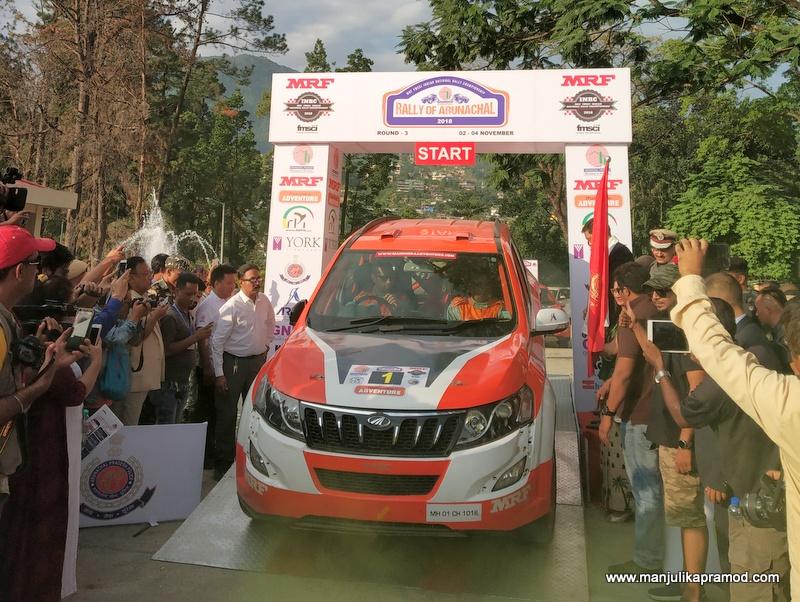 Mahindra Car, Gaurav Gill