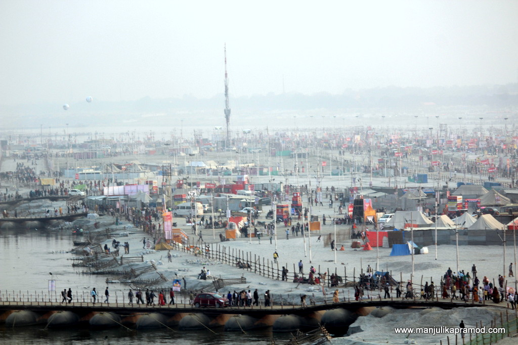 All that is happening at Kumbh
