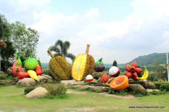 Suan lamai fruit farm