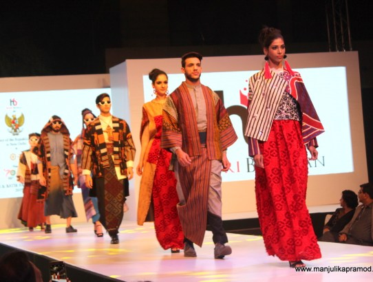 Khadi and Batik - Indo-Indonesian Fashion and Culture Exchange