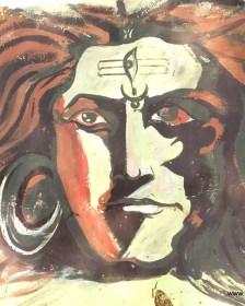 Varanasi, Shiva, Street art tour, Kachchari Road