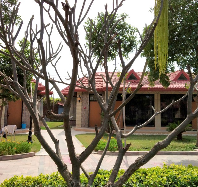 Where to stay Mathura?