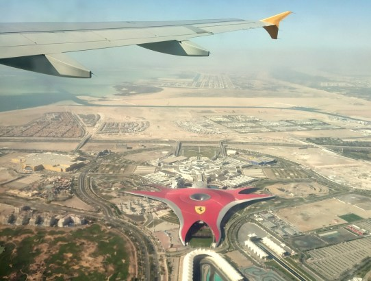 Etihad Airways: The Story Behind My Last Minute Upgrade To Business Class