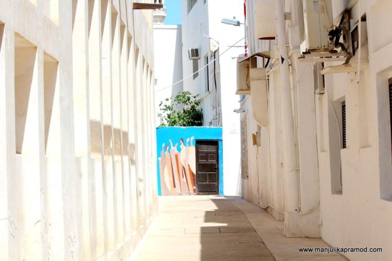 Exploring Muharraq
