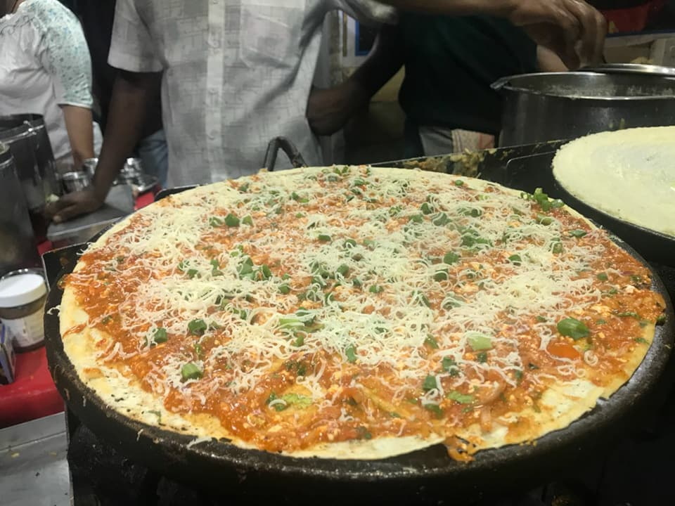 Mumbai has a very interesting street food culture..