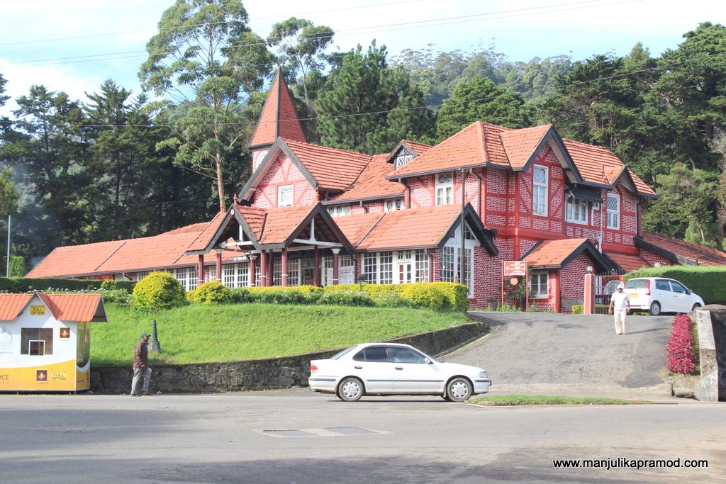 Post office in Nuwara Eliya