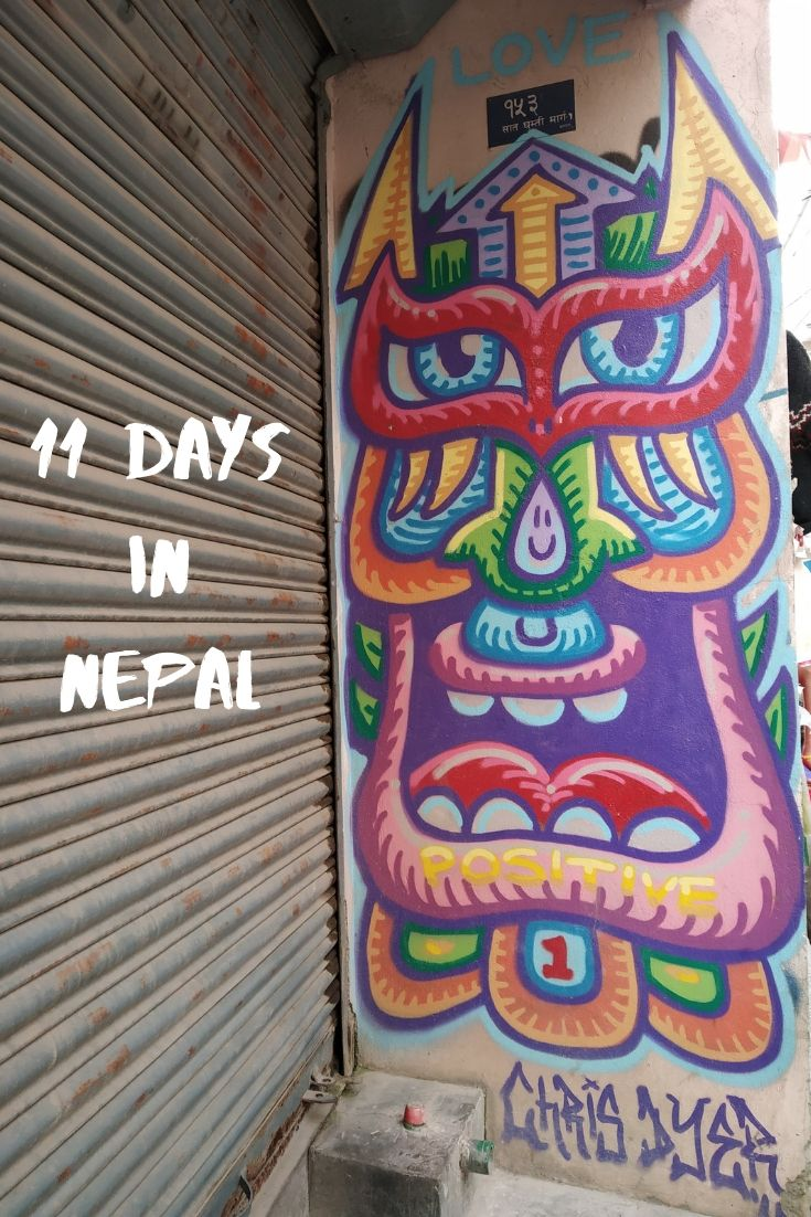 #Nepal #itinerary #Kathmandu #Pokhara #Chitwan #Lumbini #Tansen #Palpa #HTM2019 #GatewaytoHimalayas #11daysinNepal