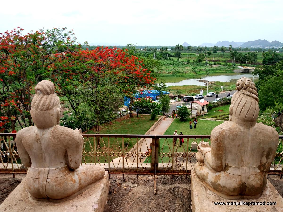Where are Undavalli caves? Explore Vijayawada