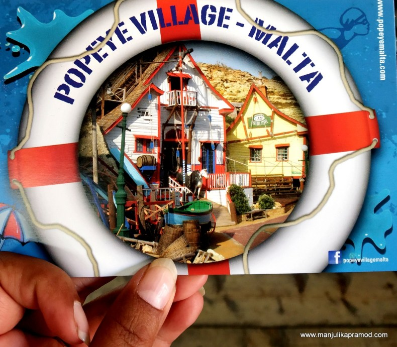 popeye village,