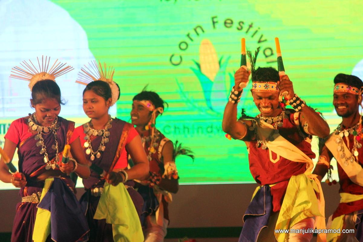 Corn Festival in India