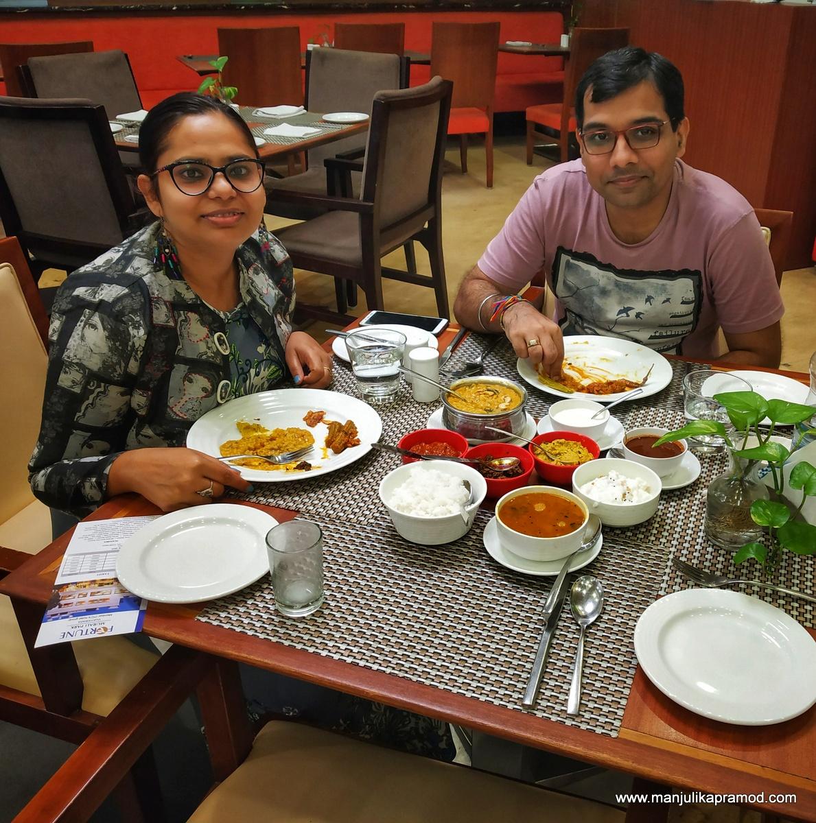 Staycation at Fortune Murali, Vijayawada