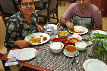 Staycation at Fortune Murali, Vijayawada